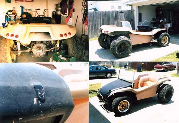 Buggy Restoration Project